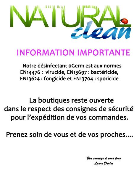 Store Natural Clean