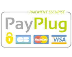 paiement sécurisé pay plug @boutique Natural Clean